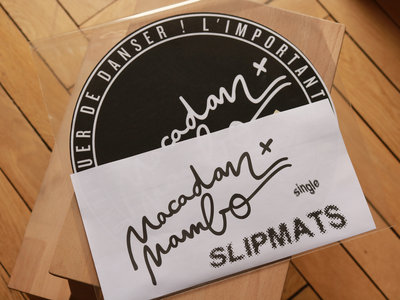 Slipmat Single Logo (last copies) main photo