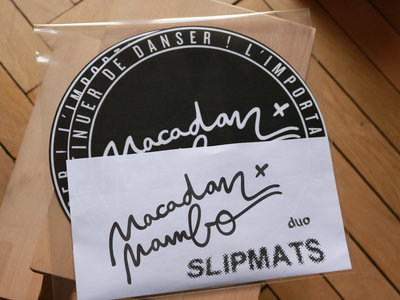Slipmats Duo Logo main photo