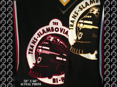 Trans-Slambovian BiPolar Express Blanket main photo