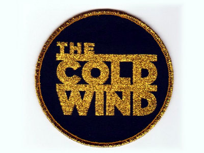 THE COLD WIND LOGO PATCH main photo