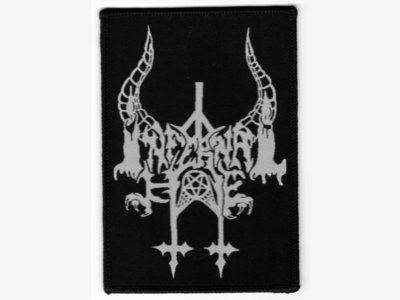 INFERNAL HATE LOGO PATCH main photo