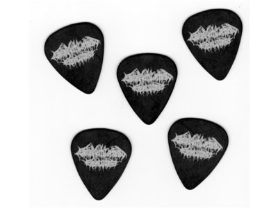 FREE!!! SELF MUTILATION SERVICES GUITAR PICKS main photo