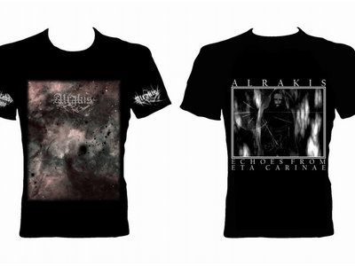 ALRAKIS - ECHOES FROM ETA CARINAE T-SHIRT main photo