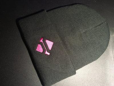 R∞ Glyph Beanie (Black/Pink 2020 Edition) main photo