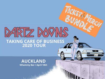 Auckland Ticket + Merch Bundle main photo