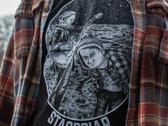 *Space Folk* T-shirt photo