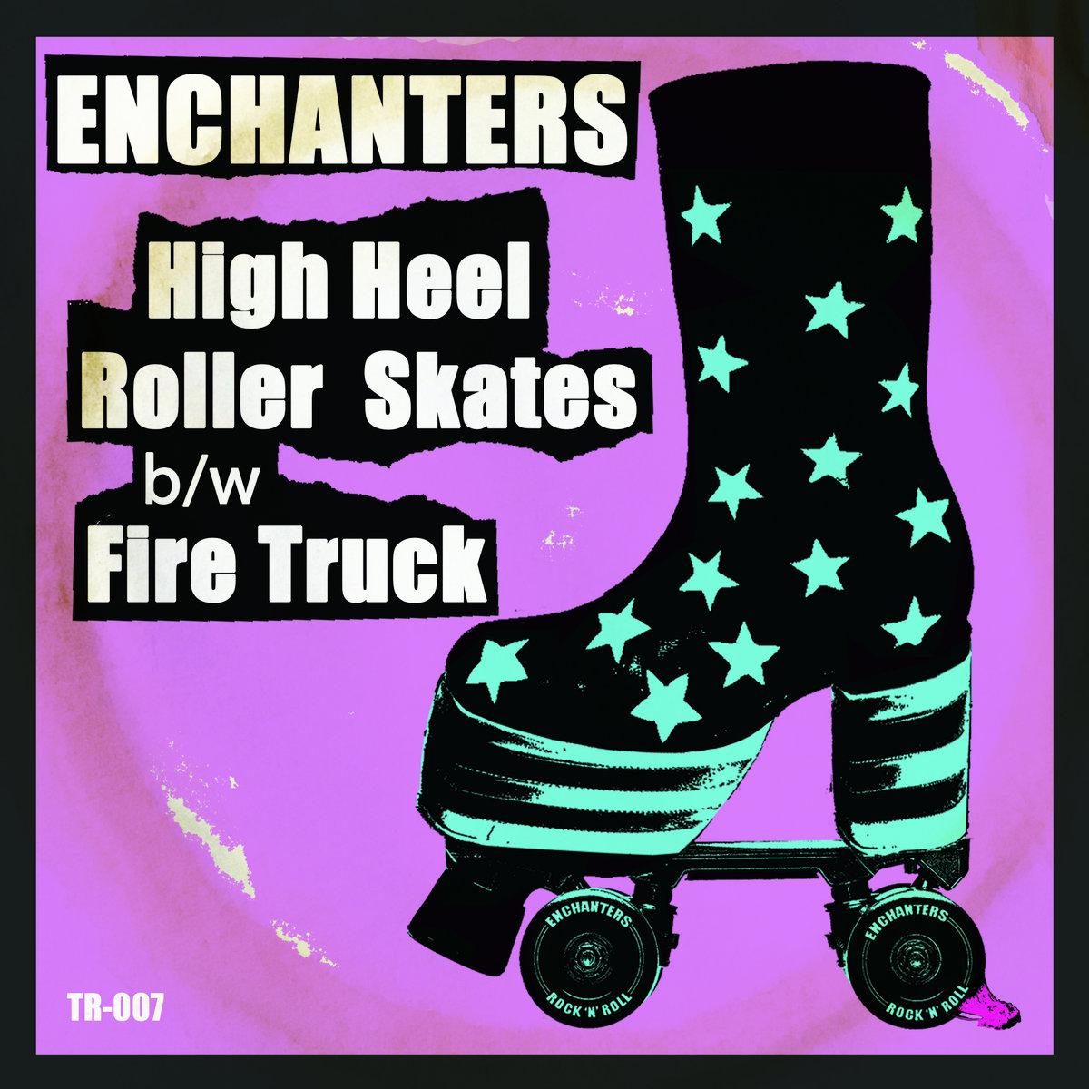 High Heel Roller Skates | Enchanters