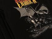 """Dragon Warrior"" Black T-Shirt photo"