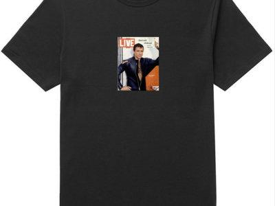 Black Midi Edinburgh T Shirt Sean Connery main photo