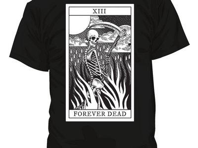 Death Card T-shirt main photo