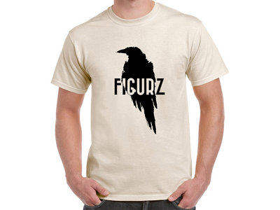 Crow T-shirt Natural main photo