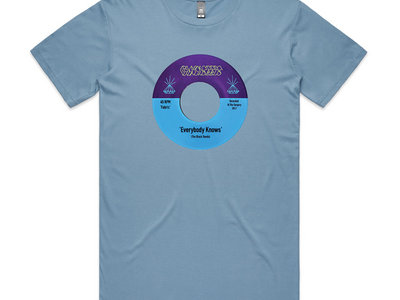 "Everybody Knows 7"" Design - Mens T-Shirt main photo"