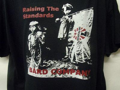 BARD COMPANY: 'Raising The Standards' T-Shirt main photo
