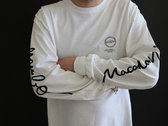 "T-Shirt LONG SLEEVE ""DANZAS ELECTRICAS VOL.2"" Special Edition (last pieces 3x L and 1x XL) photo"