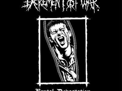 Excrement Of War - Brutal Devastation (Complete Vinyls Recordings) CD main photo
