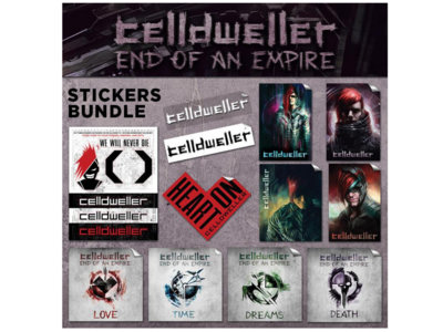 End of an Empire Sticker Bundle main photo
