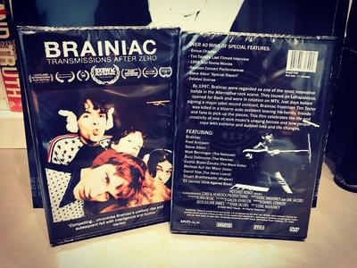 Brainiac: Transmissions After Zero main photo