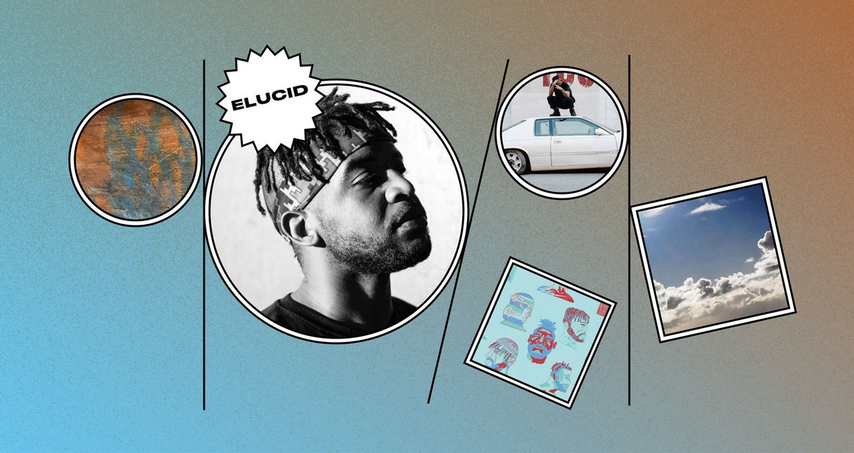 The Vital Creative Arsenal of Rapper ELUCID | Bandcamp Daily
