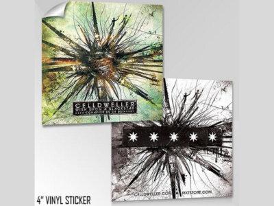 Wish Upon A Blackstar: Chapter 05 Vinyl Sticker main photo