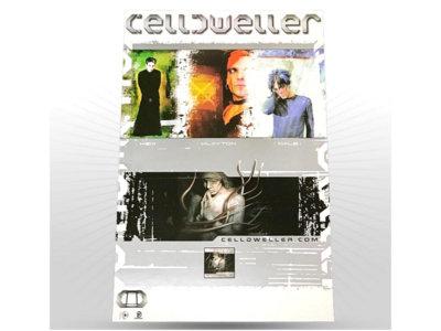 "2004 Debut Tour 11x17"" Poster main photo"