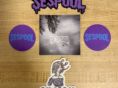 SESPOOL sticker set! main photo
