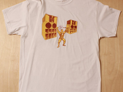 Heavyweight Sound t-shirt main photo