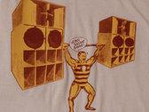 Heavyweight Sound t-shirt photo