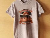 Mungo's Hi Fi sound system t-shirt photo