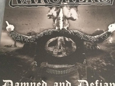 The Varukers - Damned and Defiant LP main photo