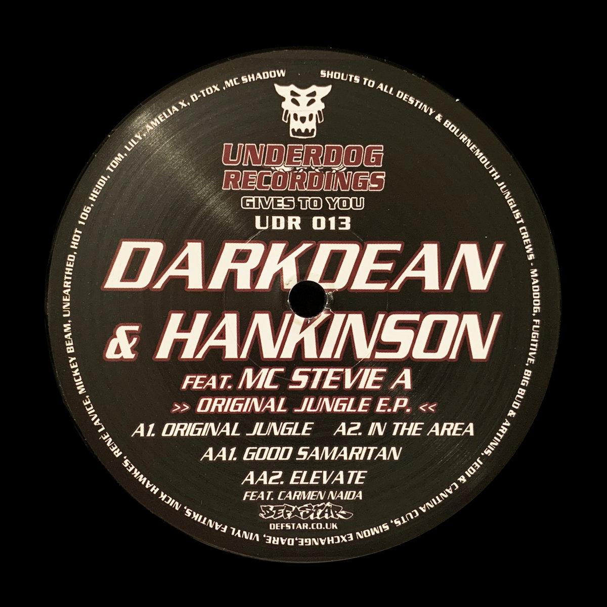 Original Jungle Ep Dark Dean Hankinson Ft Stevie A Carmen Naida Dj Jedi