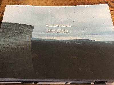 "Limited Edition ""Befallen"" Photobook main photo"