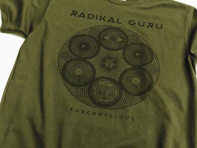 Radikal Guru Subconscious T-shirt Military Green main photo