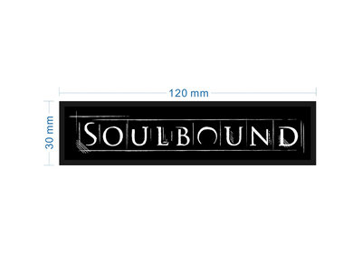 Soulbound-Patch (white) main photo