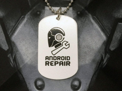 Outland - Android Repair Dog Tag main photo