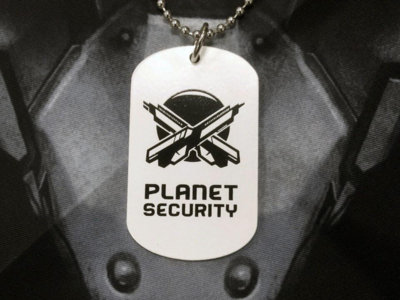 Outland - Planet Security Dog Tag main photo