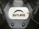 Outland - Terraformer Dog Tag photo
