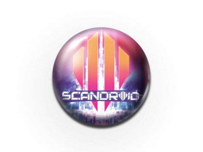 "Logo 3"" Round Button main photo"