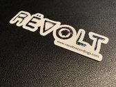 REVOLT Stickers photo