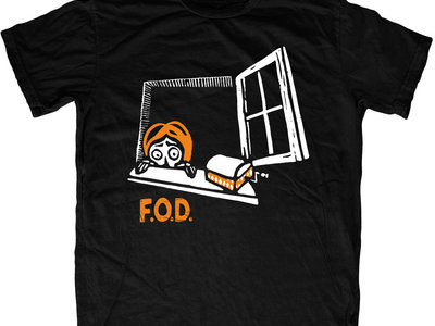 T-shirt 'Window' main photo