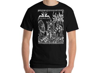 Abigail / Vulcan Tyrant - Split T-Shirt main photo