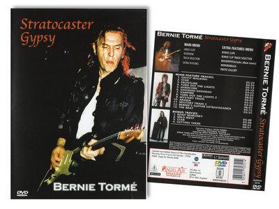 Stratocaster Gypsy - Bernie Tormé main photo
