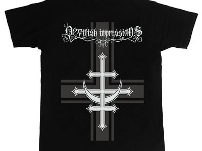 'Inverted Cross' T-shirt main photo