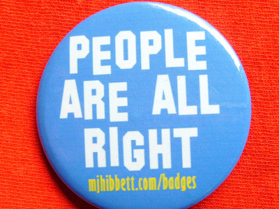 People Are All Right main photo