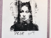 Limited Edition Drop Out Poster photo