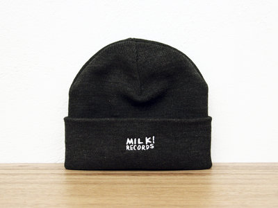 MILK! RECORDS Beanie [ASPHALT MARLE] main photo
