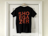 Shoegazer T-shirt photo