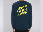 Navy Blue & Grey Sweatshirt - Room With A View photo
