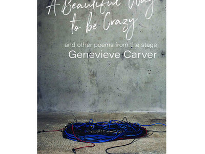 A Beautiful Way to be Crazy & other poems from the stage (book) main photo