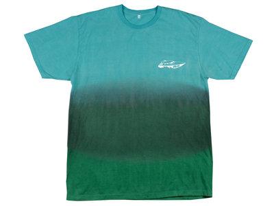Tye Dye Gradient Short Sleeve Yacht Rock 2 Shirt main photo