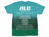 Tye Dye Gradient Short Sleeve Yacht Rock 2 Shirt photo